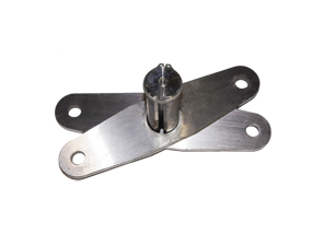 Knuckle Pin With Stop Plate