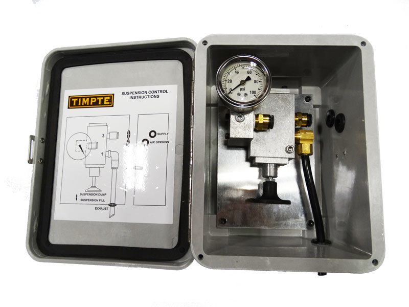 024 47440 Airman air control box with gauge and dump valve since 2010 model and up Lg timpte browse air ride suspension parts 1984 40' Timpte Super Hopper at edmiracle.co