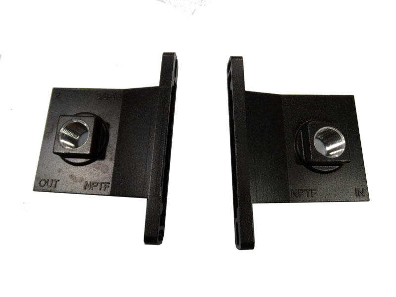 Rexroth Mounting Brackets For Oiler/Regulator System