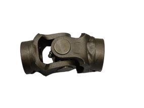 U-Joint Assembly Yokes & U-Joint With Key Way - Used Until 2010