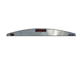 "Rear Tarp Cap for 96"" Wide - 2009 Model & Up"