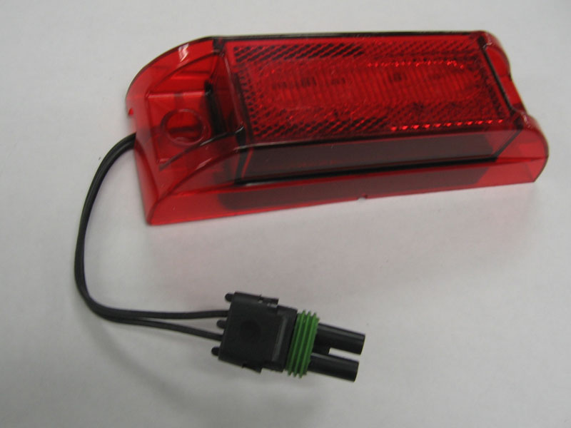 LED Red Clearance Light
