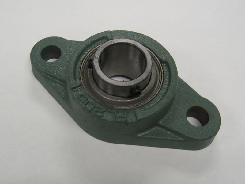 "Bearing 1"" Flange For Lower Shaft and Upper Crank"
