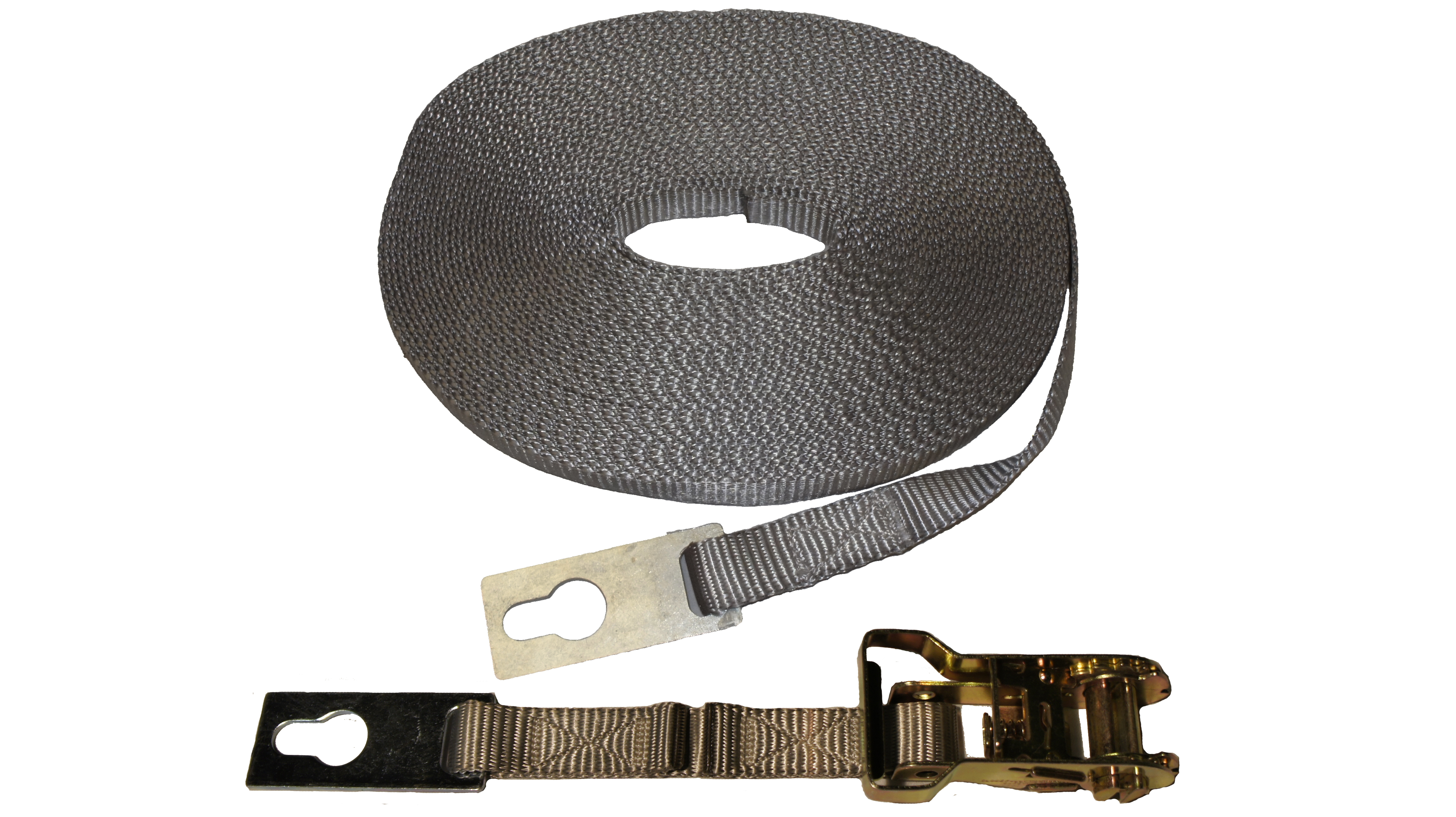 "Tarp Bow Strap W/ Ratchet 1"" X 56' Universal For All Trailers"