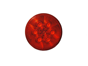 PM LED TAIL LIGHT 7 DIODE GROMMETT MOUNT